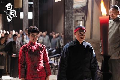 《白鹿原》复播 导演:四万群演 不要流量鲜肉