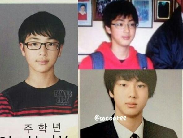 《101》竟有防弹Jin双胞胎兄弟 网友:根本同一人
