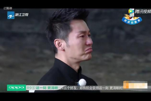 邓超鹿晗唱歌让李晨泪崩 原来是因为他……