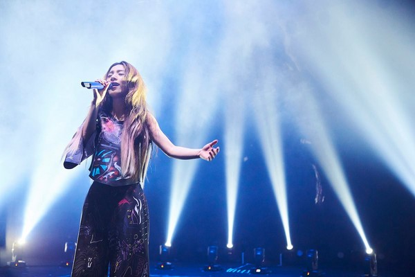 Hebe演唱會曾换掉两首关于妈妈的歌:因为怕泪崩