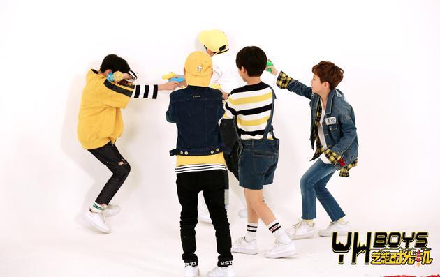 YHBOYS综艺节目正式开启 七小只疯狂爆料有爱互怼