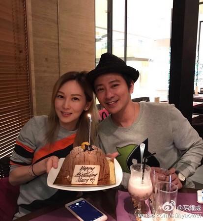 孙耀威13日接受专访透露认定陈美诗的原因。