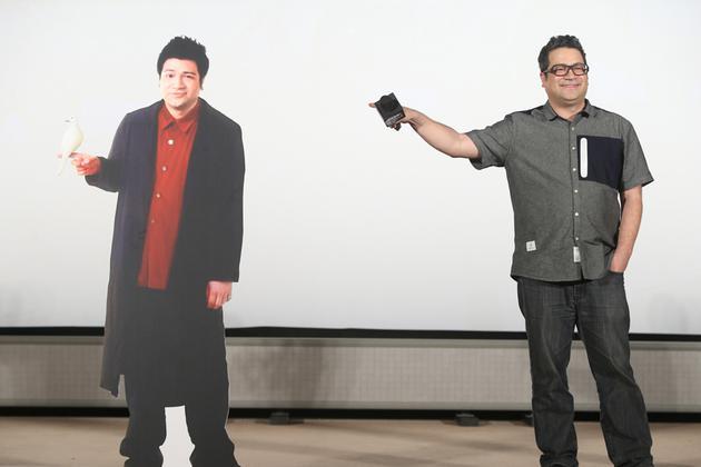 导演伍仕贤搞笑
