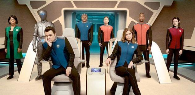 麦克法兰新科幻剧发预告 逗比版《星际迷航》?
