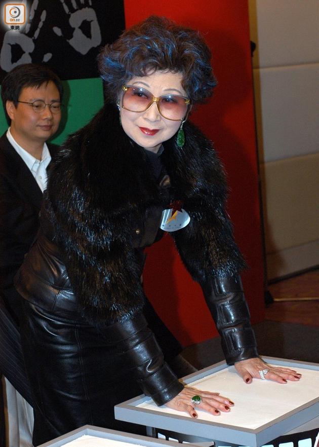 武侠女星于素秋美国因病离世享年89岁