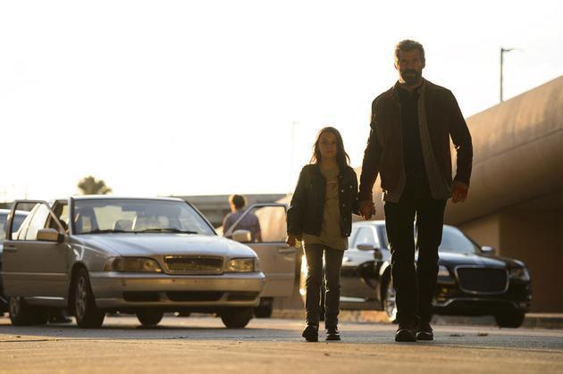 《金刚狼3》基恩试镜视频 萝莉的小狼女风范
