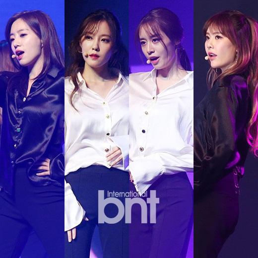 T-ARA四人组回归倒计时启动 17日拍摄新曲MV