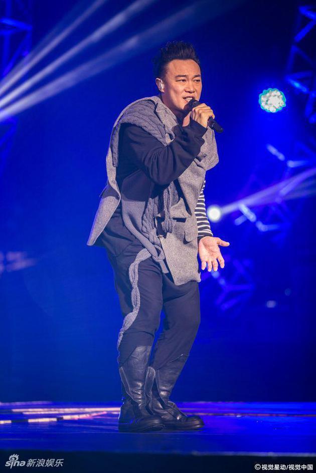 陈奕迅否认8月在上海开个唱 已与16年完成最终场