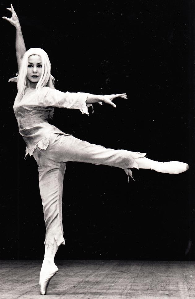 日本芭蕾舞剧《白毛女》来华演出 将登人民大会堂