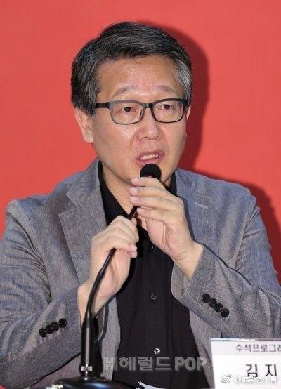 釜山電影節副主席-首席選片人金智奭