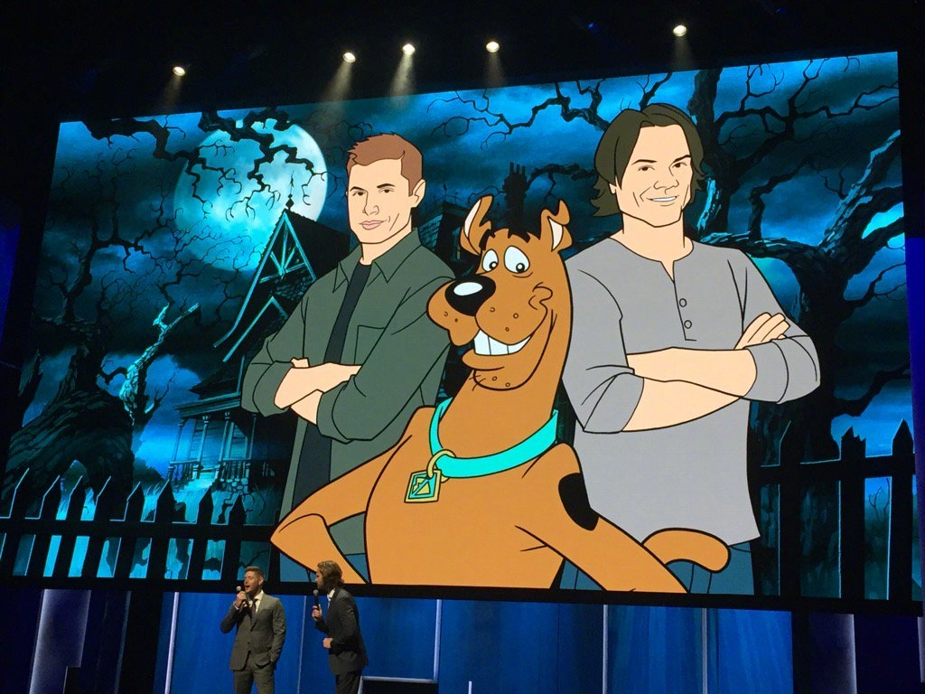 《邪恶力量》最新季将出动画集与《史酷比》搭档