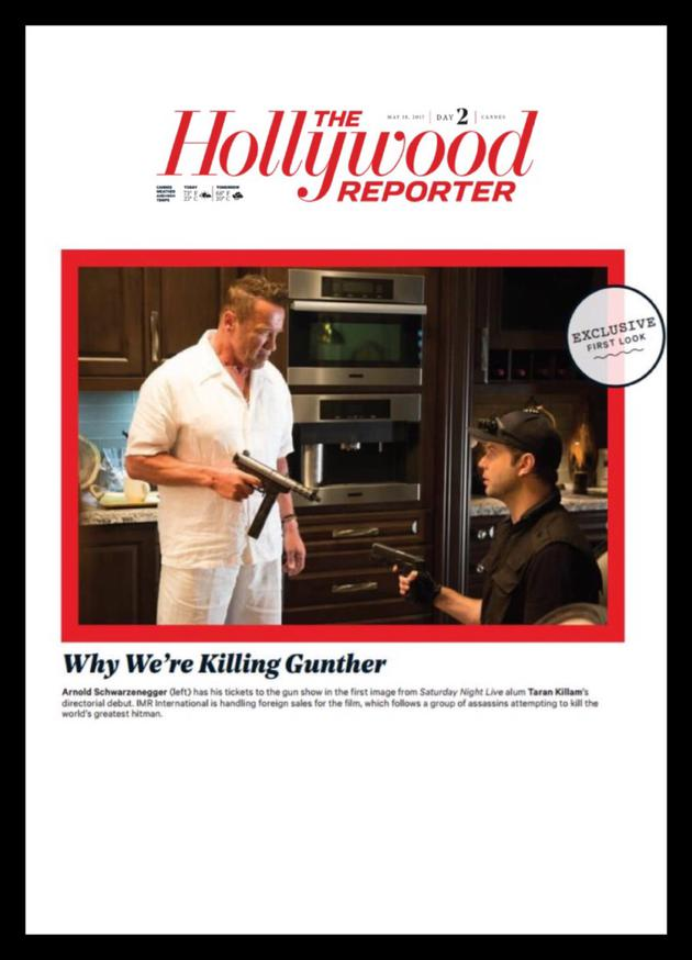 电影《为什么我们要杀死冈瑟》剧照