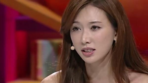 林志玲上节目含泪谈被分手往事