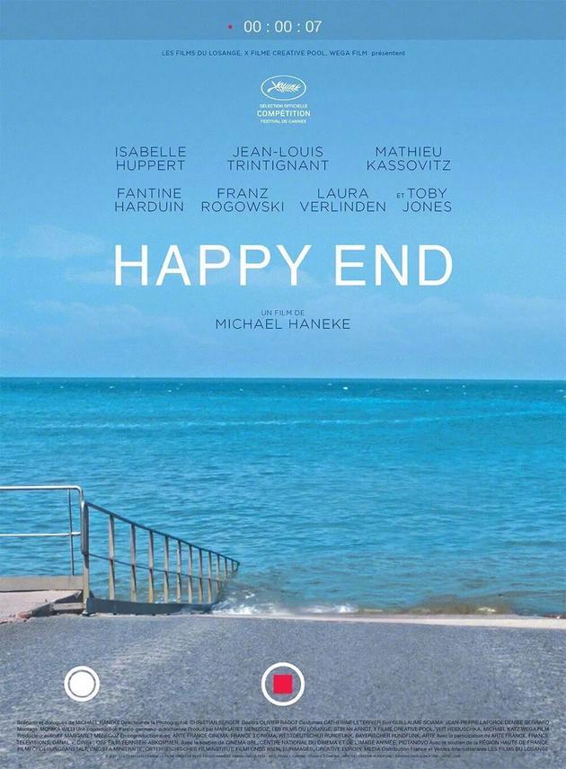 《快樂結局》海報