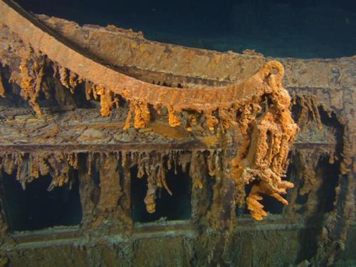 泰坦尼克号将迎末日?2030年或彻底消失在海底