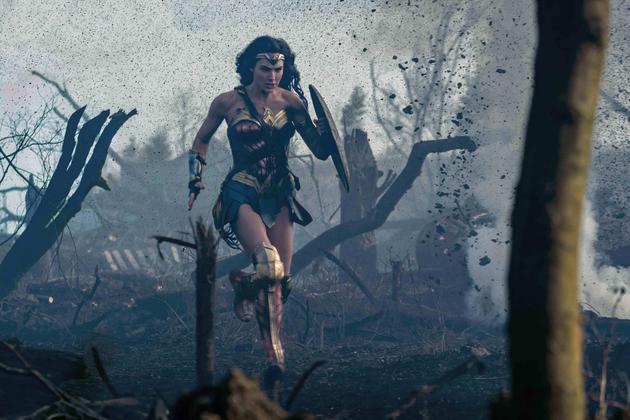 《神奇女侠》北美票房蝉联冠军 上映十天口碑佳