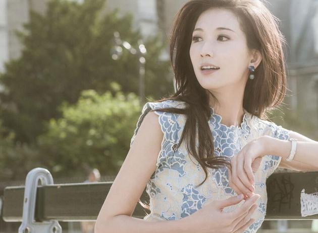 林志玲松口谈感情:最近有心动感觉 曾做菜给初恋