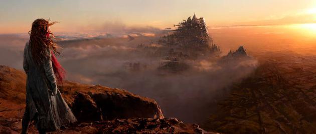 彼得·杰克逊发布《牵引城市》概念艺术