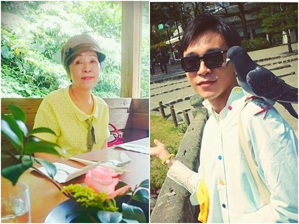 青峰和妈妈