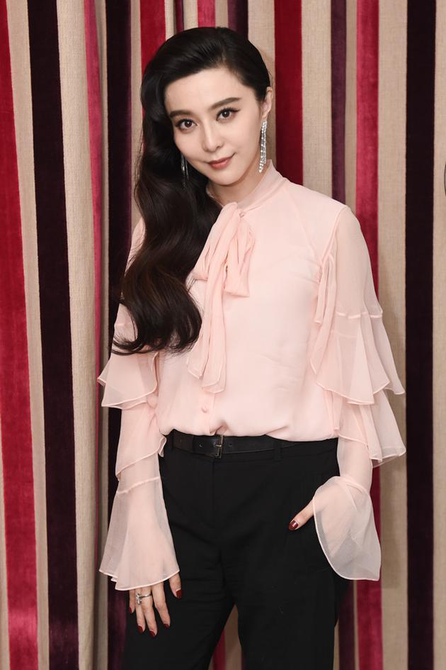 范冰冰独家披露李晨戛纳行浪漫幕后 计划40岁退休 风格偶像 图7