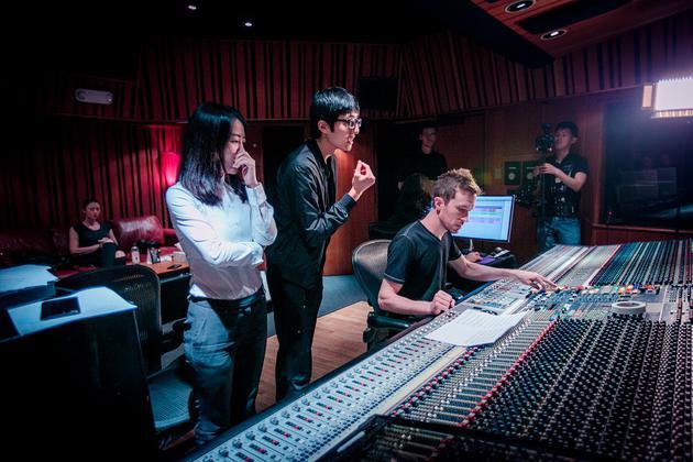 海外录音室