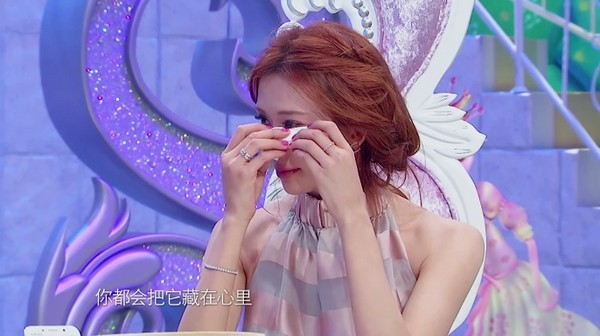 林志玲近期参与节目《姐姐好饿2》录制。