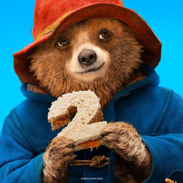 萌!《帕丁顿熊2》首发预告 英伦男神变过气男星