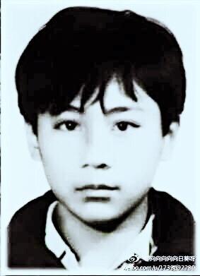 刘烨晒童年照自称的像紫龙 网友:有诺一的风采!