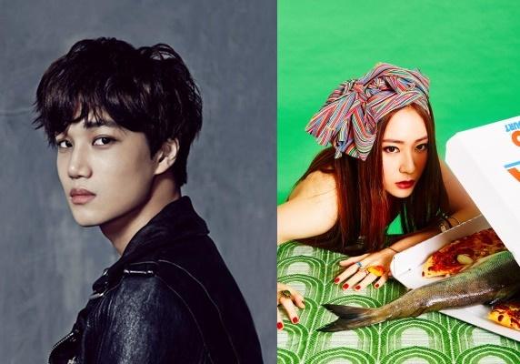 新浪娱乐讯 据韩国媒体报道,EXO成员KAI(金钟仁)与Krystal(郑秀晶)分手,结束一年零一个月的恋情。目前,SM公司还没有对此做出回应。   根据与两人较熟的某知情人士透露,KAI与郑秀晶两人近日的确已分手,因为双方各自繁忙的工作感情逐渐变淡。   2016年4月1日,韩国媒体爆料EXO成员KAI与f(x)成员Krystal(郑秀晶)恋爱,随后两人所属经纪公司承认了这一消息。