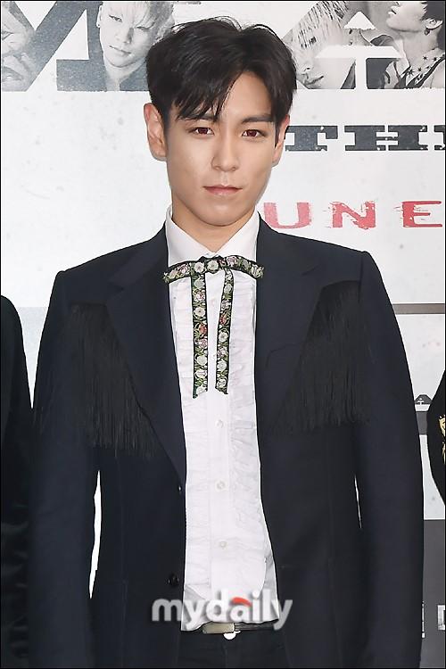 BIGBANG成员TOP