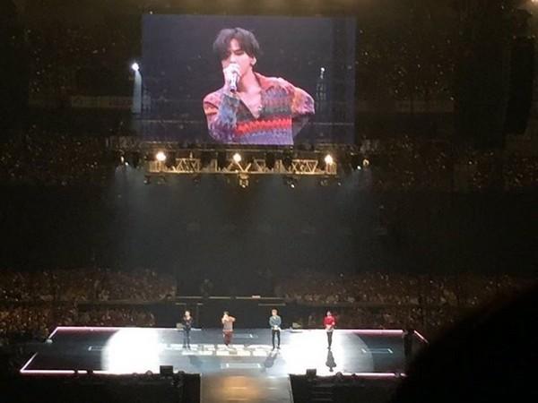 权志龙为TOP吸毒向粉丝道歉