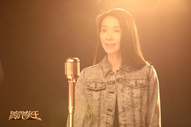 《跨界歌王》宣传照曝光 陈丽娜强势来袭惊艳开嗓