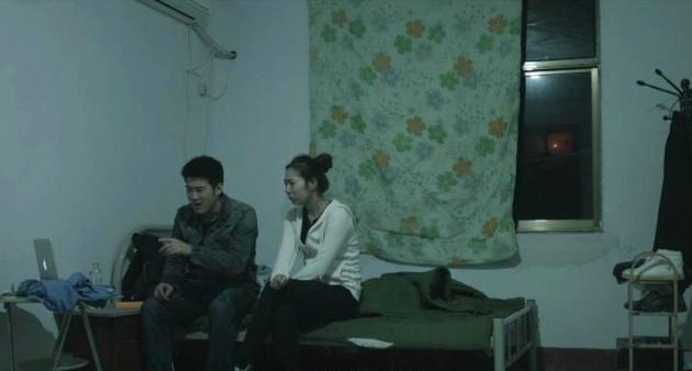 《中邪》是一部伪纪录片形式的电影
