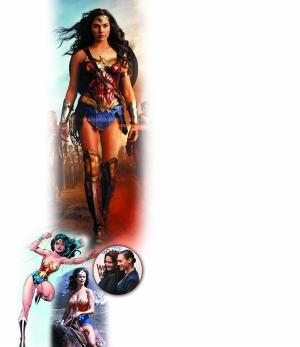 """""""神奇女侠""""打头阵 好莱坞需要超能女英雄"""