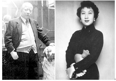 蔡康永的父亲与母亲