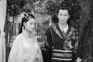 李沁和窦骁所饰角色在剧集后段会性情大变
