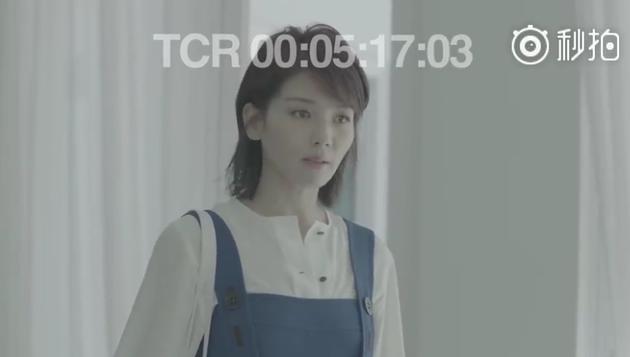 刘涛哑着嗓子演戏 老公心疼:我心如刀割