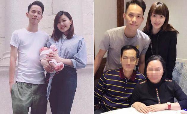 25岁歌手吴若希遭准婆婆挡婚 产后仍不能入豪门