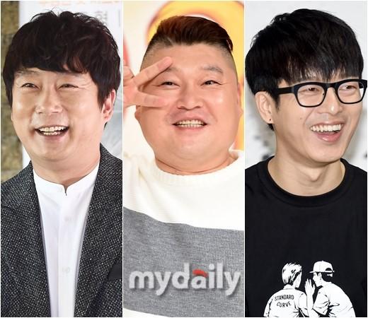 姜虎东将主持tvN新节目《可疑的歌手》