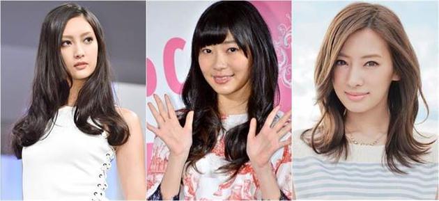 日本10岁孩童眼中绝对有整型女星调查结果出炉