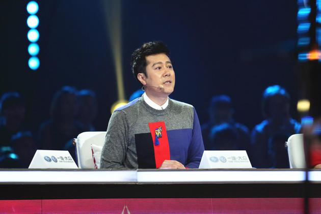 老年艺术团献唱《我爱你中国》 蔡国庆泣不成声