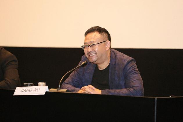 姜武受邀意大利中外电影合拍展 《拆弹专家》获赞