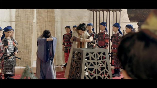 《中华文明之美》小戏骨翻拍经典IP 再现英雄人物