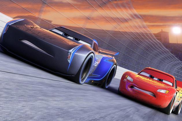 《赛车总动员3》视效很出色