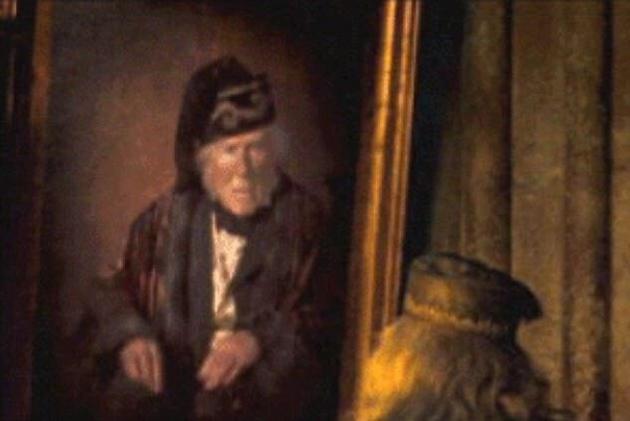 《哈利・波特》前霍格沃茨校长埃弗拉教授