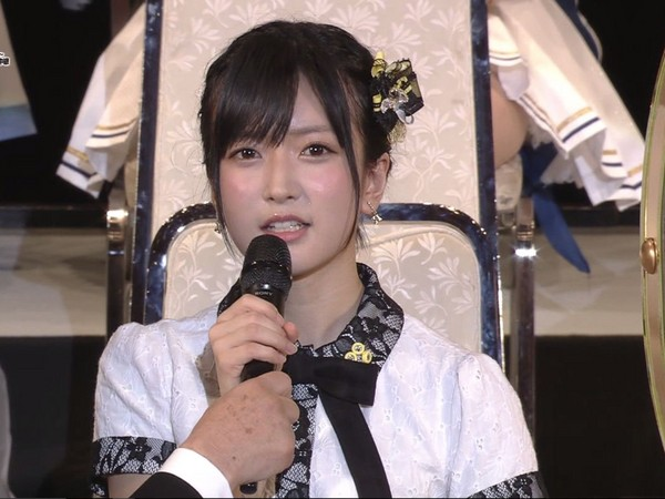 AKB48总决选抛出震撼弹!20岁成员当场宣布婚讯