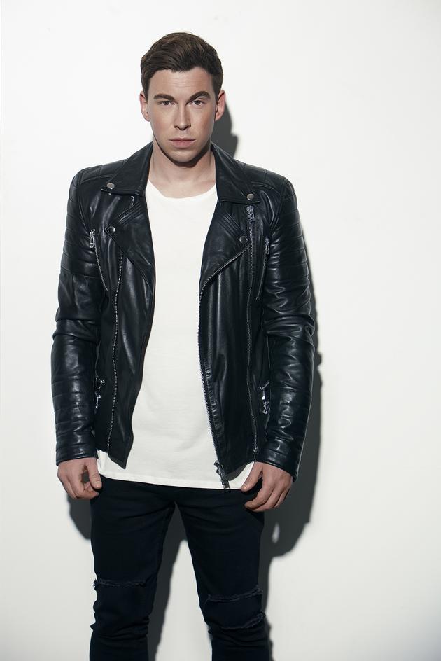 DJ Hardwell是蝉联世界百大DJ冠军的顶尖音乐人