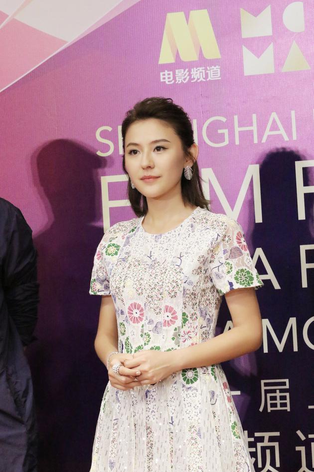 热依扎上海电影节