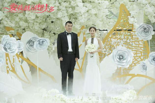 陈建斌回忆与蒋勤勤婚礼:特别简单 就领了个证