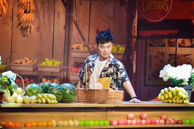 全能好爸爸!陈赫节目现场烹饪美食歌王变美食王